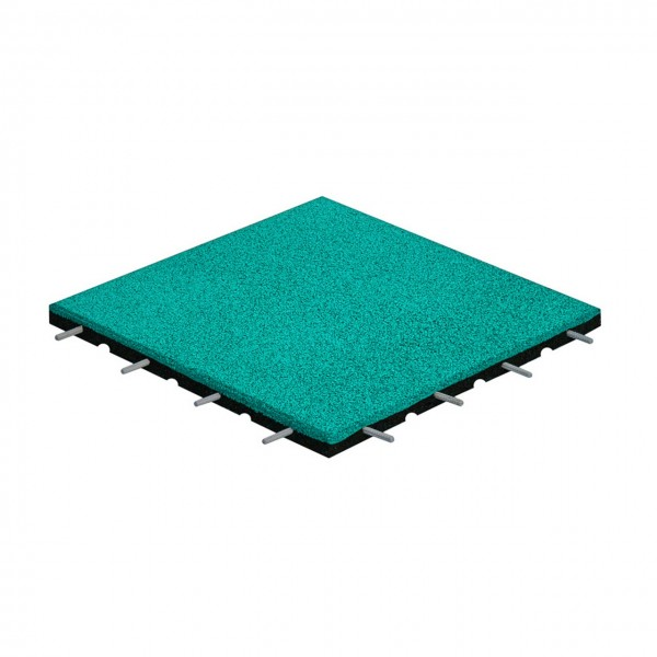 EPDMturquoiseblue5018